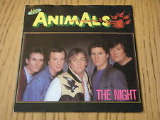 "THE ANIMALS - THE NIGHT   7"" VINYL PS"