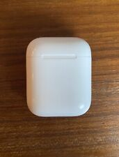 New listing Apple AirPods 2nd Generation - Charging Case Replacement Only