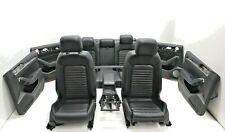Orig. VW Passat B8 3G Variant Innenausstattung Ausstattung Sitze Leder schwarz