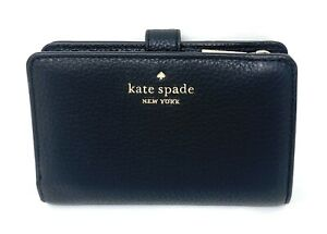 Kate Spade New York Leila Medium Compact Bifold Wallet WLR00394