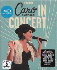 CARO EMERALD in Concert | Blu-ray eingeschweißte Neuware | A night like this