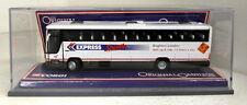 Corgi OOC 1/76 escala 43302 Modelo Diecast Plaxton premiere Express Shuttle Bus