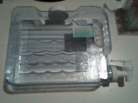 Deposito dispensador de agua con grifo y asa reutilizable 3 litros camping