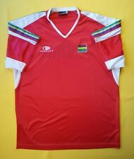 4.5/5 Mauritius soccer jersey medium 2007 home shirt Allsport football ig93