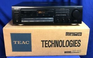 TEAC AG-360, 2 Zone Stereo Receiver with Phono Input - Pre Owned