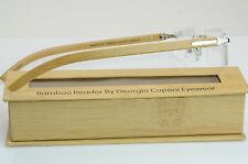 BAMBOO READING GLASSES WITH BAMBOO FRAME FROM +1.00 to  +3.25  BSR25