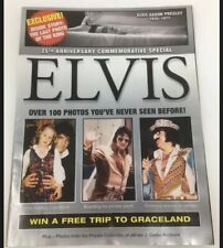 Elvis Presley 25th Anniversary Special 2002 Includes The Final Picture Of Elvis