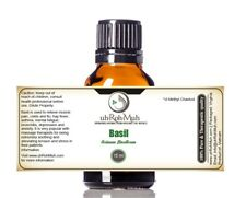 Pure Basil Essential Oil, chemo type Methyl Chavicol - Origin: Vietnam