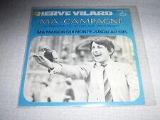 HERVE VILARD 45 TOURS BELGIQUE MA CAMPAGNE