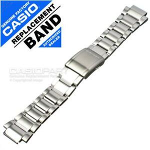 Casio Stainless Steel Watch Band for G-Shock G-Steel GST-B200D-1A Metal Bracelet