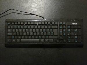 Asus USB Wired Keyboard – Black