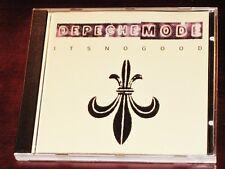 Depeche Mode: It's No Good EP CD 1997 Mute Records England CD BONG 26 Original
