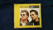 TEN SHARP - DREAMHOME (DREAM ON). CD SINGLE 4 TRACKS