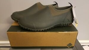 Muck Boots Mens Muckster II Ankle Moss Size 9