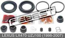 Rear Brake Caliper Repair Kit For Lexus Lx470 Uzj100 (1998-2007)