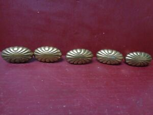 5 MORE AVAL VINTAGE AMEROCK SEASHELL GREAT FOR LAKE SEASIDE COTTAGE