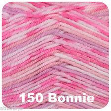 Sirdar Snuggly Baby Crofter DK Fair Isle Effect Knitting Yarn Complete Range