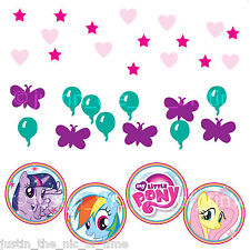 MY LITTLE PONY Girls Birthday Party Supplies Decorations Sprinkles CONFETTI