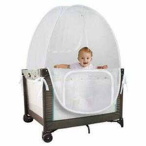 Baby Pack 'N' Play Pop Up Tent Safety Net, Protects from Insects, Mosquitoes and