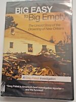 Big Easy to Big Empty:The Untold Story of the Drowning of New Orleans DVD New