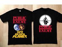 NEW Public enemy fear of a black planet T shirt gildan shirt size USA S-4XL