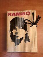 John Rambo edition edizione da collezione bamboo bambu rarissima