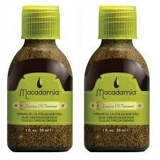 Macadamia Natural Oil Luxurious Oil Treatment, 1 Oz (2 Pack)