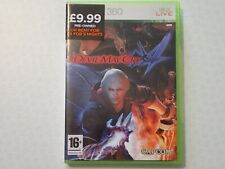 Devil May Cry 4 Microsoft Xbox 360 (G305)