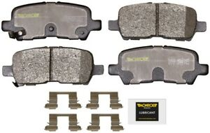 Disc Brake Pad Set-CX Rear Monroe DX999