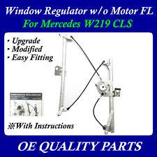 Upgrade Front Driver Left Window Regulator w/o Motor for Mercedes W219 CLS