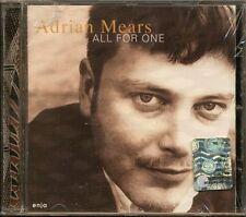Adrian Mears - All For One Cd Nuovo Compra quello che vuoi paghi solo 5,5 eu!