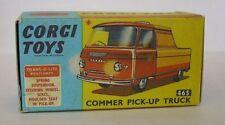 Repro box CORGI Nº 465 commer pick up camion