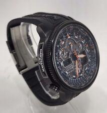 Citizen Navihawk A-T Eco-Drive Perpetual JY8035-04E Wristwatch
