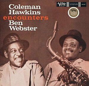 Coleman Hawkins - Coleman Hawkins Encounters Ben Webster [CD]