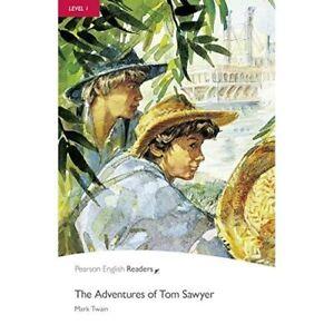 The Adventures of Tom Sawyer: Level 1, RLA (Penguin Lon - Paperback NEW Twain, M