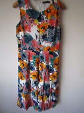 Ladies Sportscraft Yasmin Print Floral Dress Size 10