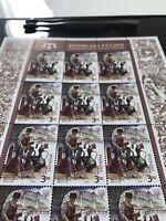 Ukraine Europe Post Stamps. Crimean Tatars. MNH Condition. 4 Blocks 48 Stamps!
