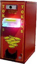 American Changer Ac250 Crr Token Dispenser With Card Reader