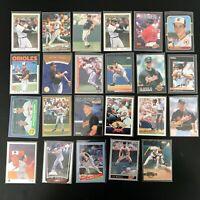 23 Card Cal Ripken Jr. Lot Baltimore Orioles Upper Deck + More