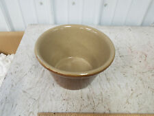 PEARSONS OF CHESTERFIELD 1810 England Crock Bowl Treacle Pottery Brown Ceramic