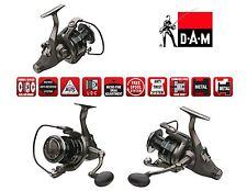 DAM Quick NBG 545 FS Freilaufrolle 6 mm Edelstahl Achse! Abverkauf