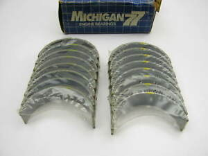 """Michigan CB-927P-30 Connecting Rod Bearings - .030"""" 1975-1982 Ford 351M 400"""