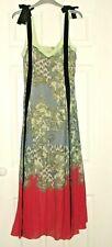 A-Line, Ltd. Ed. By Jigsaw Artisan Inspired Sasha Silk Paisley Maxi Dress £375