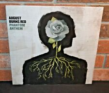 AUGUST BURNS RED - Phantom Anthem Ltd 1st Press 2LP BLUE/GOLD VINYL Gatefold NEW