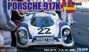 1:24 Scale Porsche 917K 1971 LeMans Winner Model Kit VERY RARE #849