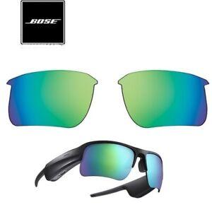 Bose Tempo Sports Bluetooth Audio Sunglass Frames Trail Blue Xtra Lenses