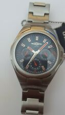 Umbro Men's Multi Dail Stainless Steel Watch Excellent Condition