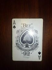 Vintage Stardust Hotel Casino Las Vegas Bee No.92 Deck Playing Cards