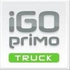 Mappa Phonocar NV950 - Mappa di navigazione iGo Primo EUROPA Truck ( VM033 dal 2