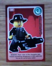 Sainsbury's Lego Cards Create The World #069 Gangster